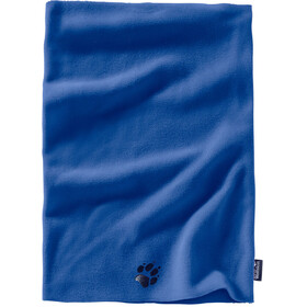 Jack Wolfskin Real Stuff Loop Scarf Kids coastal blue